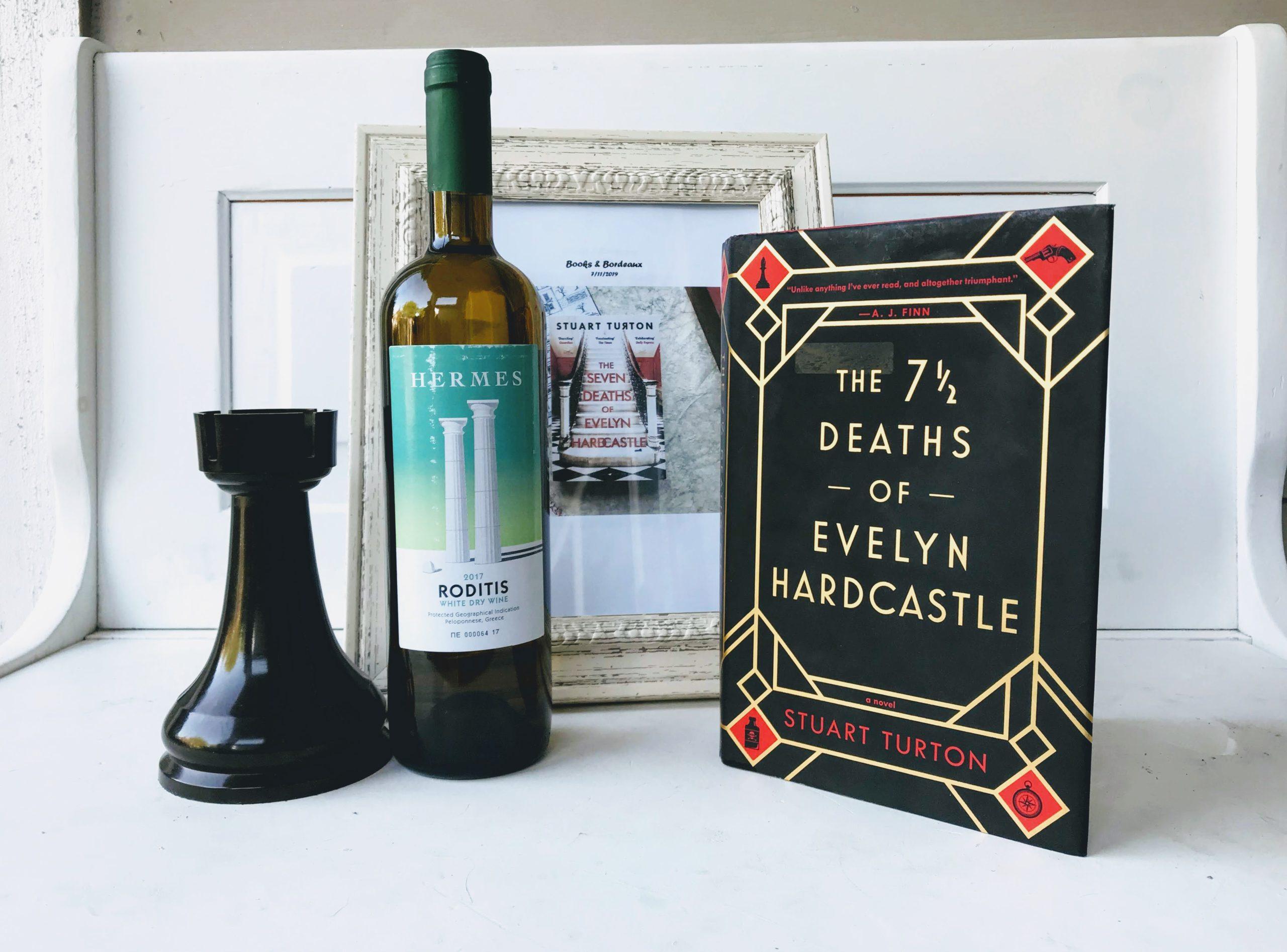 Evelyn Hardcastle Stuart Turton Books Bordeaux