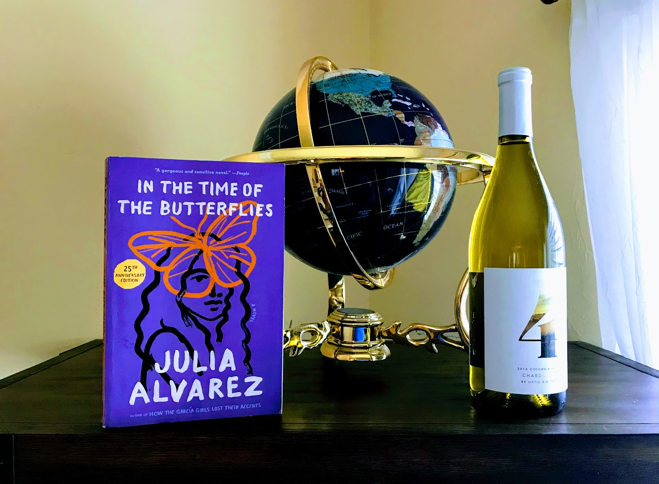 In the Time of the Butterflies Julia Alvarez Books & Bordeaux