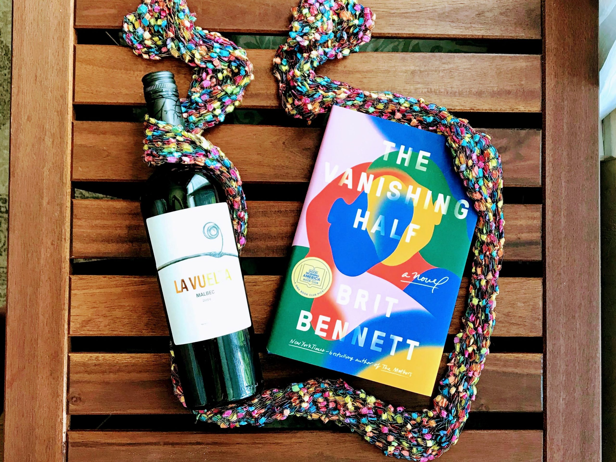 vanishing half brit bennett books bordeaux malbec wine